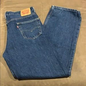 Men's Levi's 550 Jeans Relaxed 36 36x34
